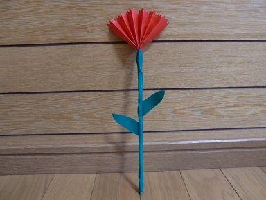 簡単 折り紙:折り紙カーネーションの作り方-matome.naver.jp