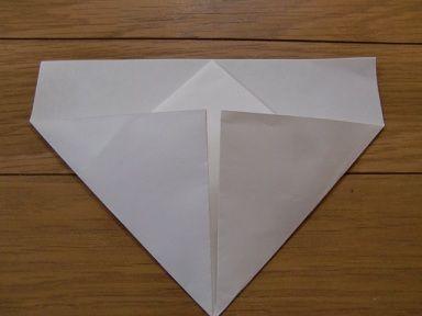 飛行機 折り紙 : 飛ぶ飛行機 折り紙 : toy7.net