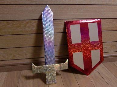 ダンボールの剣